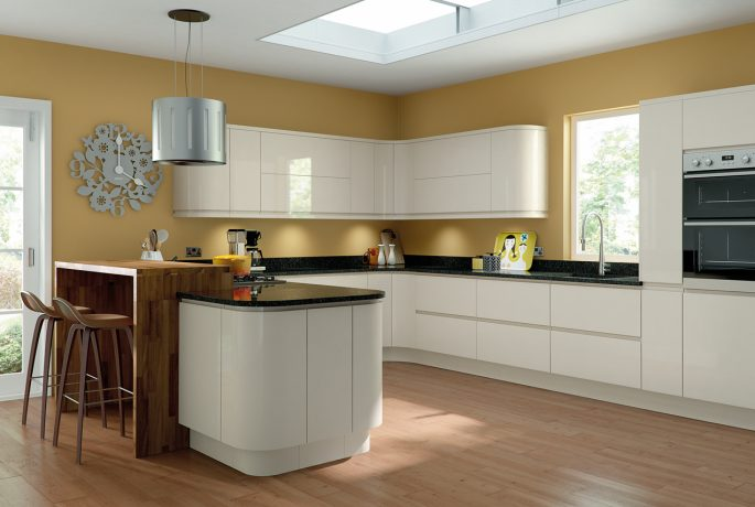 Lacarre Gloss Cream Kitchen