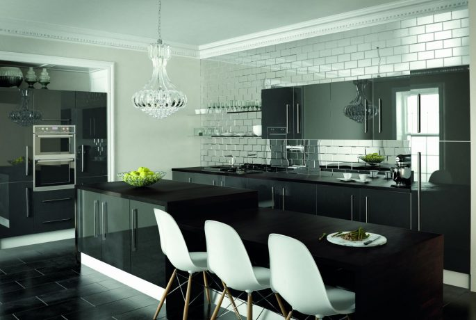 Metallic Anthracite Kitchen