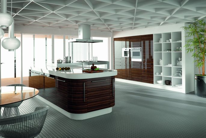 Ultra Gloss Macassar Kitchen